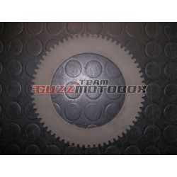 Disco embrague intermedio de acero para Moto Guzzi V7, T, T3, LM, SP