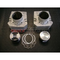 Kit cilindro y piston para Moto Guzzi 750 BREVA, NEVADA CLASSIC transformación a 834 CC