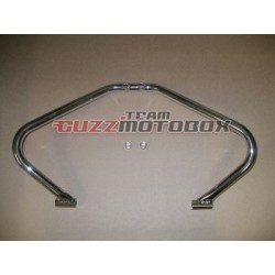 Protector frontal cromado para Moto Guzzi 1100 CALIFORNIA, STONE, EV, JACKAL