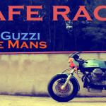 Cafe Racer Moto Guzzi 850 Le Mans